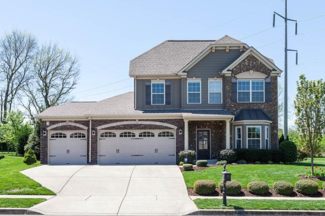 2105 Chaucer Park Ln, Thompsons Station, TN 37179 (MLS #2032214) :: Nashville on the Move