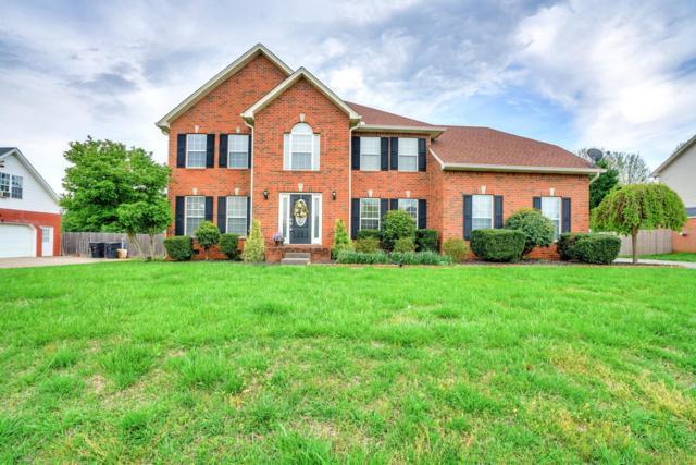 1719 Joben Dr, Murfreesboro, TN 37128 (MLS #2032219) :: EXIT Realty Bob Lamb & Associates