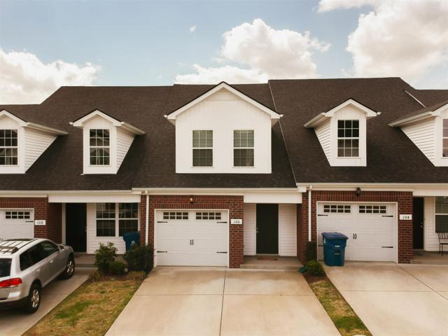 106 Latimer Dr, Smyrna, TN 37167 (MLS #2032447) :: Team Wilson Real Estate Partners
