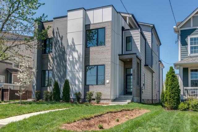 1429 14th Avenue South, Nashville, TN 37212 (MLS #2032551) :: Oak Street Group