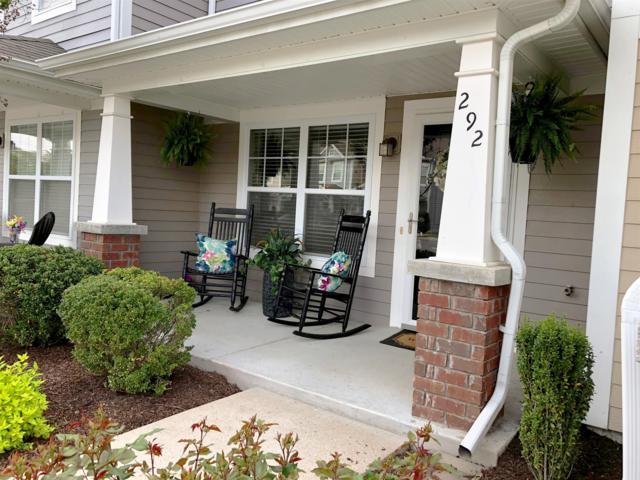 292 Killian Way, Mount Juliet, TN 37122 (MLS #2032747) :: Village Real Estate