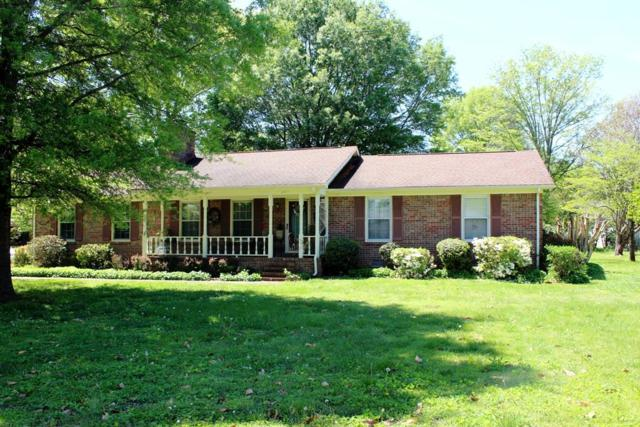 2307 Ravenwood Dr, Murfreesboro, TN 37129 (MLS #2032781) :: The Huffaker Group of Keller Williams