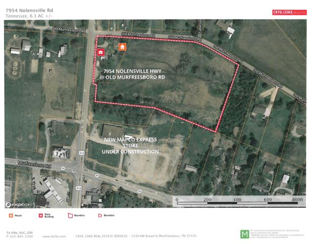 7954 Nolensville Rd, Arrington, TN 37014 (MLS #RTC2032850) :: The Kelton Group