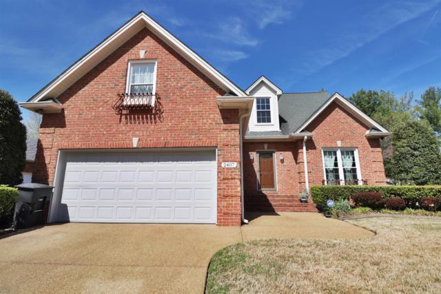2407 Morris Close, Murfreesboro, TN 37130 (MLS #2032925) :: The Huffaker Group of Keller Williams