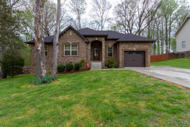 2308 Woodmont Drive, Springfield, TN 37172 (MLS #2032927) :: Keller Williams Realty
