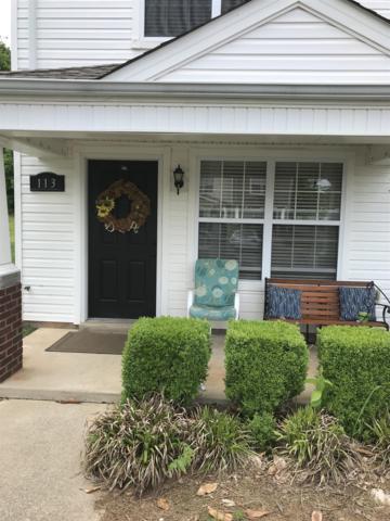 113 Alexander Blvd, Clarksville, TN 37040 (MLS #2033017) :: John Jones Real Estate LLC