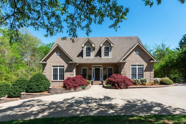 385 Mcadoo Creek Rd, Clarksville, TN 37043 (MLS #2033086) :: The Matt Ward Group