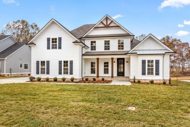 37 Whitewood Farm, Clarksville, TN 37043 (MLS #2033354) :: Berkshire Hathaway HomeServices Woodmont Realty