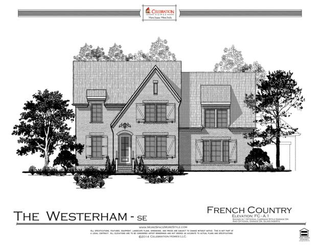 536 Oakvale Ln Lot 39, Mount Juliet, TN 37122 (MLS #RTC2033370) :: John Jones Real Estate LLC