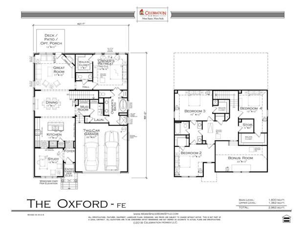 535 Oakvale Ln Lot 41, Mount Juliet, TN 37122 (MLS #RTC2033403) :: John Jones Real Estate LLC