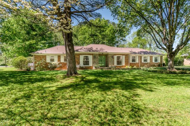 100 Williamsburg Place, Franklin, TN 37064 (MLS #RTC2033440) :: FYKES Realty Group