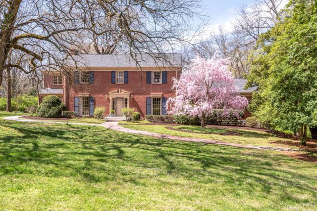 4915 Sewanee Road, Nashville, TN 37220 (MLS #2033454) :: Village Real Estate
