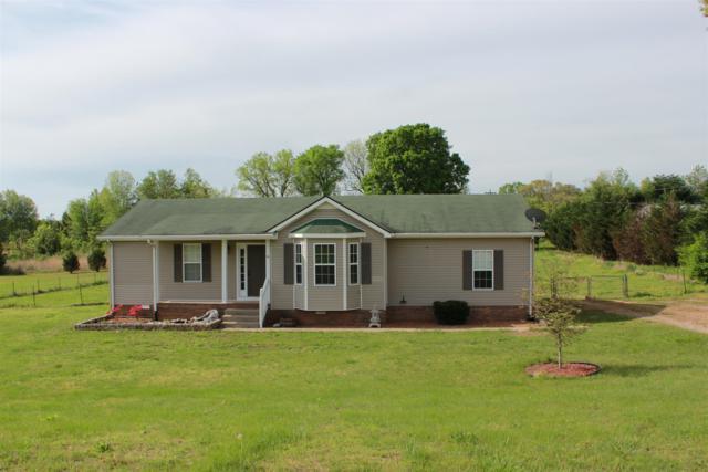 4842 Chester Harris Rd, Woodlawn, TN 37191 (MLS #2033464) :: The Matt Ward Group