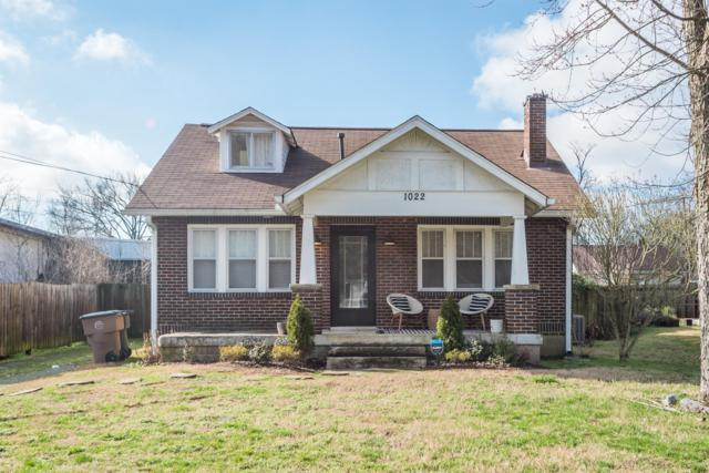 1022 Curdwood Blvd, Nashville, TN 37216 (MLS #2033805) :: Keller Williams Realty