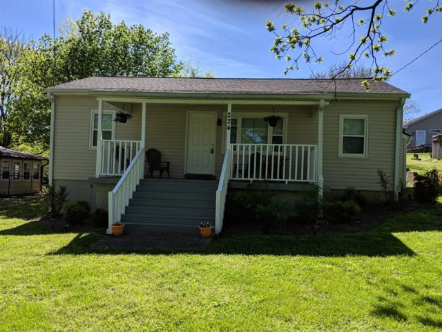 224 Pitts Ave, Old Hickory, TN 37138 (MLS #2033807) :: REMAX Elite