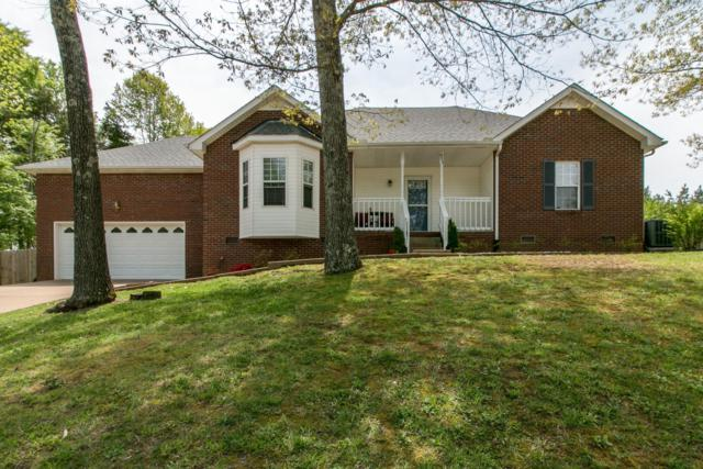 954 Brandi Phillips Dr, Clarksville, TN 37042 (MLS #2033964) :: The Group Campbell powered by Five Doors Network