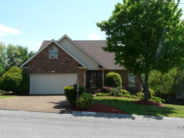 208 Burgandy Hill Rd, Nashville, TN 37211 (MLS #2034137) :: Five Doors Network
