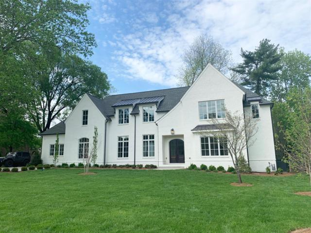 134 Alton Rd, Nashville, TN 37205 (MLS #RTC2034315) :: RE/MAX Choice Properties