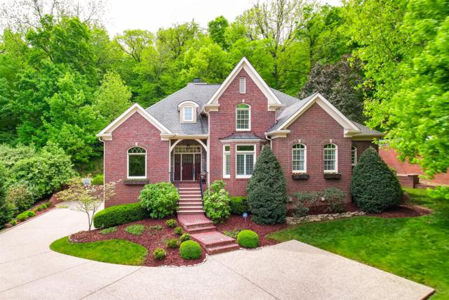 710 Ashley Run, Brentwood, TN 37027 (MLS #RTC2034504) :: John Jones Real Estate LLC