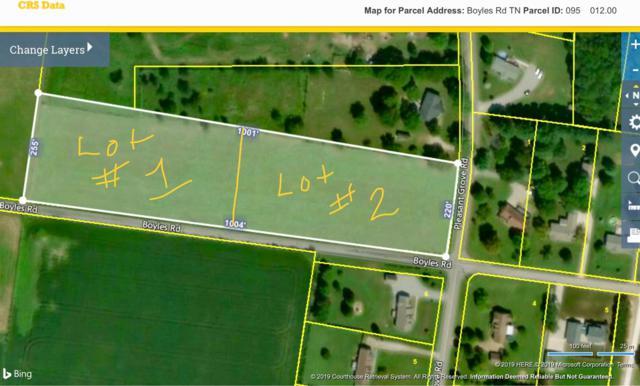 0 Boyles Rd. Lot, White House, TN 37188 (MLS #RTC2034967) :: RE/MAX Choice Properties