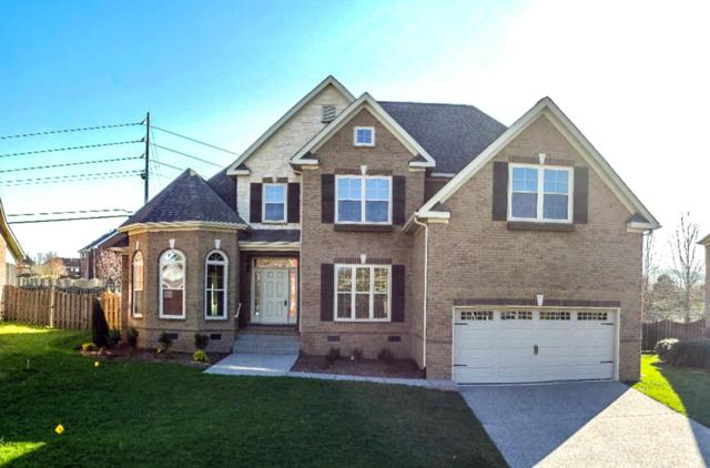 6003 Spade Dr Lot 192, Spring Hill, TN 37174 (MLS #2035127) :: Exit Realty Music City