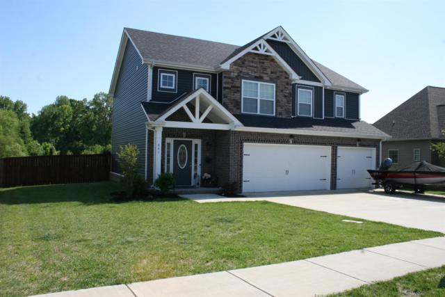 441 Sedgwick Ln, Clarksville, TN 37043 (MLS #2035247) :: The Kelton Group