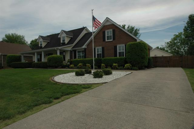 3106 Clydesdale Dr, Clarksville, TN 37043 (MLS #2035509) :: The Kelton Group