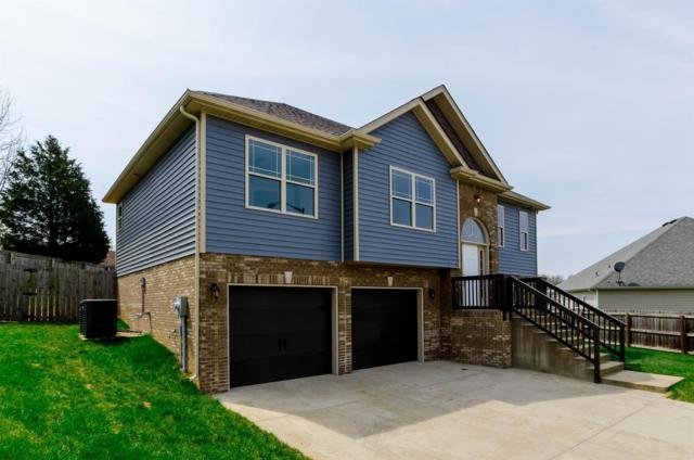 352 Chestnut Grove Ct, Clarksville, TN 37042 (MLS #RTC2035602) :: John Jones Real Estate LLC
