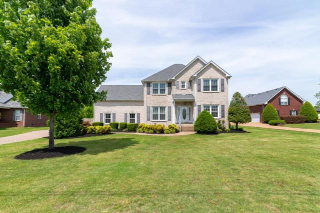815 Muscogee Way, Mount Juliet, TN 37122 (MLS #2035604) :: The Helton Real Estate Group
