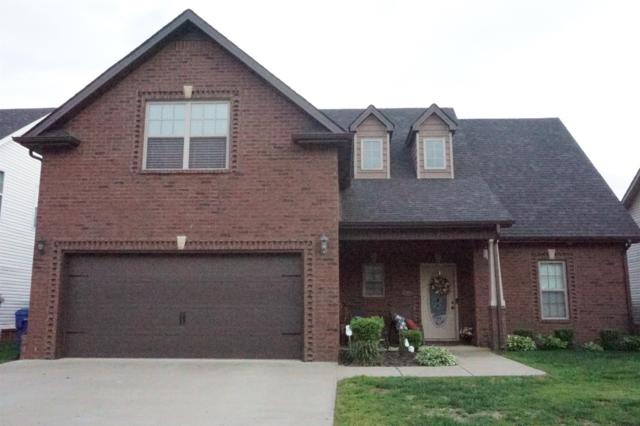 1275 Golden Eagle Way, Clarksville, TN 37040 (MLS #2035804) :: John Jones Real Estate LLC