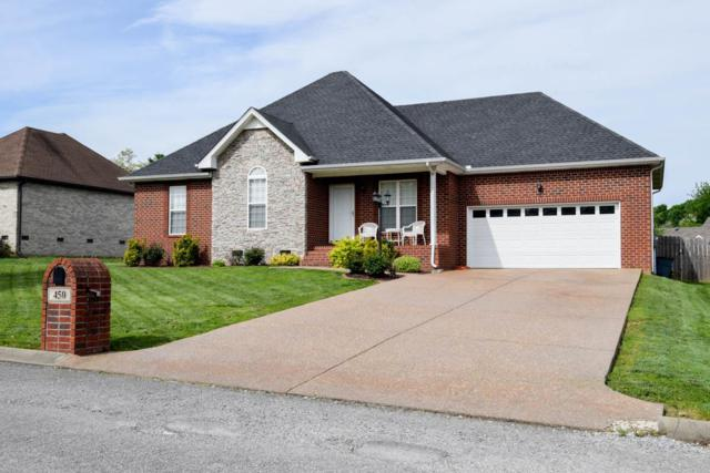 450 Robins Trl, Westmoreland, TN 37186 (MLS #2035869) :: Hannah Price Team