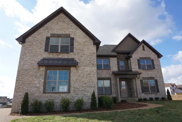 1016 Appaloosa Way Lot 7, Gallatin, TN 37066 (MLS #2035942) :: RE/MAX Choice Properties