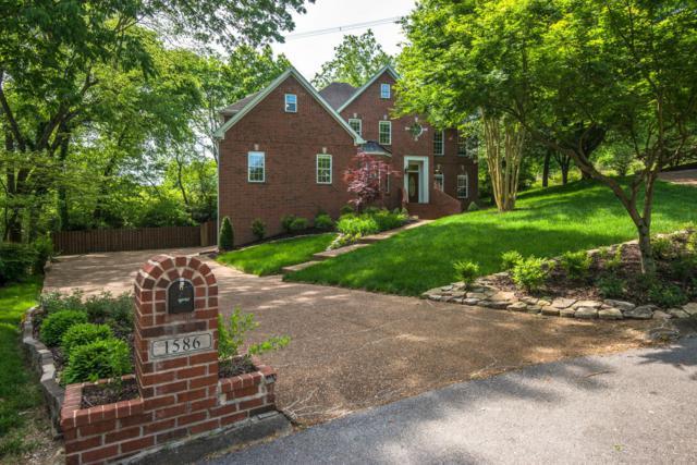 1586 Fawn Creek Ct, Brentwood, TN 37027 (MLS #2035965) :: John Jones Real Estate LLC