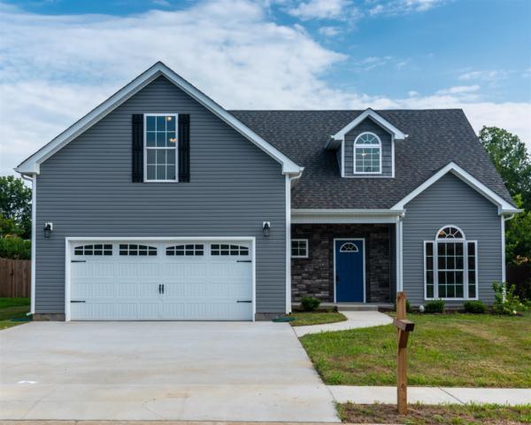 36 Bell Chase, Clarksville, TN 37040 (MLS #RTC2036047) :: John Jones Real Estate LLC