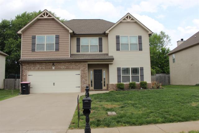735 Sturdivant Dr, Clarksville, TN 37042 (MLS #2036061) :: John Jones Real Estate LLC
