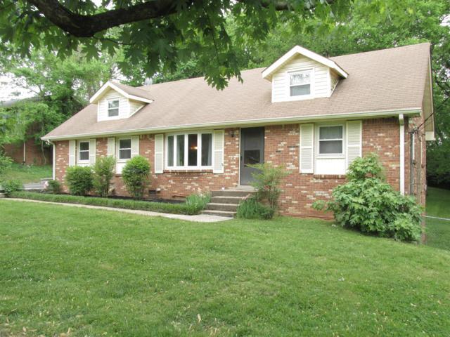 8127 Gordon Ln, Hermitage, TN 37076 (MLS #RTC2036147) :: John Jones Real Estate LLC