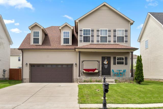 3756 Gray Fox Dr, Clarksville, TN 37040 (MLS #RTC2036180) :: Cory Real Estate Services