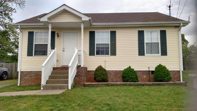 1209 Carol Dr, Oak Grove, KY 42262 (MLS #RTC2036199) :: Village Real Estate