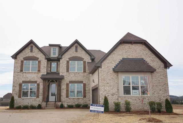 1324 Barnsdale Pl Lot 25, Gallatin, TN 37066 (MLS #2036321) :: RE/MAX Choice Properties