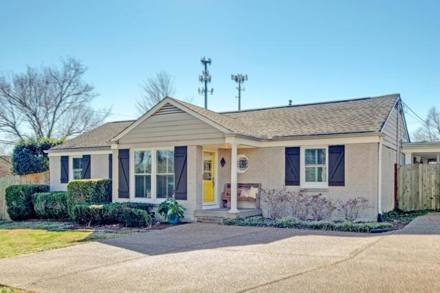 101 Haverford Dr, Nashville, TN 37205 (MLS #2036618) :: Fridrich & Clark Realty, LLC