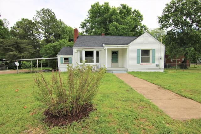 206 S Cherry St, Mount Pleasant, TN 38474 (MLS #2037193) :: John Jones Real Estate LLC