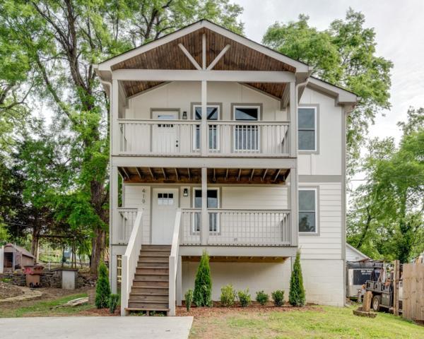 419 Mciver St, Nashville, TN 37211 (MLS #2037202) :: The Helton Real Estate Group