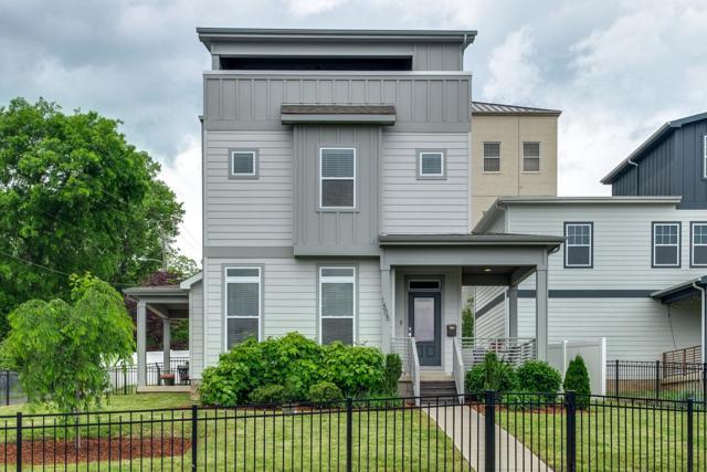 1505 Ridley Blvd, Nashville, TN 37203 (MLS #RTC2037418) :: John Jones Real Estate LLC