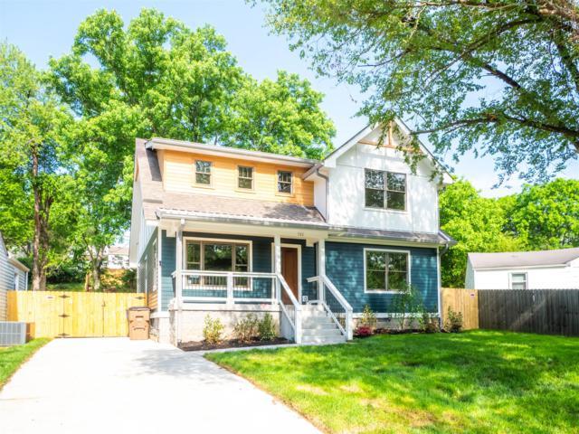 702 Village Ct, Nashville, TN 37206 (MLS #RTC2037446) :: John Jones Real Estate LLC
