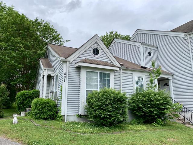 801 Rachels Vw, Hermitage, TN 37076 (MLS #2037534) :: John Jones Real Estate LLC