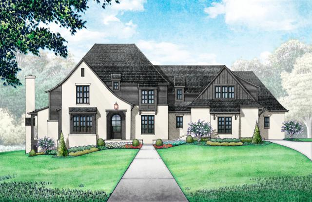 6458 Penrose Dr. Lot 6, Brentwood, TN 37027 (MLS #2037772) :: John Jones Real Estate LLC