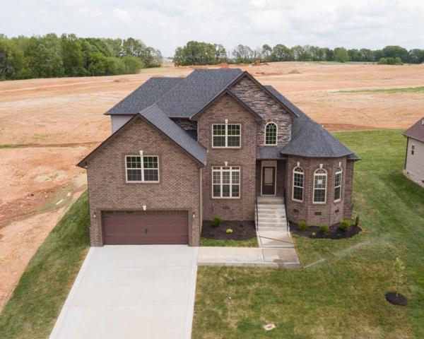 675 Farmington, Clarksville, TN 37043 (MLS #2038095) :: Berkshire Hathaway HomeServices Woodmont Realty