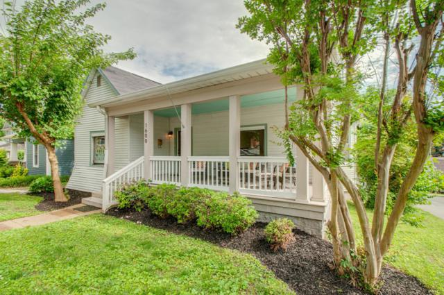 1600 Lillian St, Nashville, TN 37206 (MLS #2038403) :: John Jones Real Estate LLC