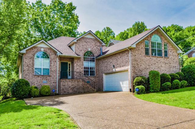 205 Sugarberry Ct, Nashville, TN 37211 (MLS #RTC2038876) :: John Jones Real Estate LLC