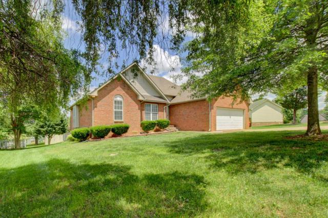 1365 Archer Place, Clarksville, TN 37043 (MLS #RTC2038945) :: FYKES Realty Group
